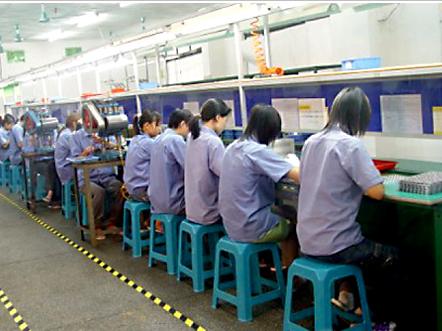 电子厂劳务外包案例