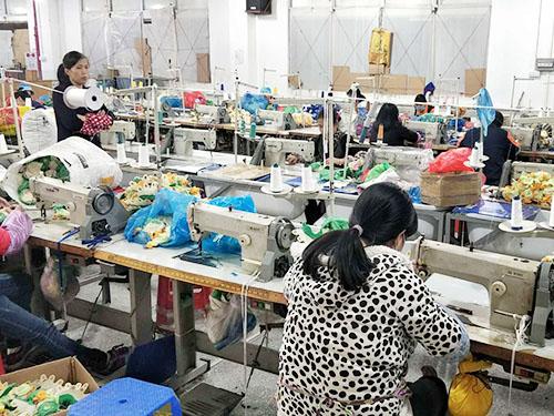 东莞玩具厂劳务派遣案例