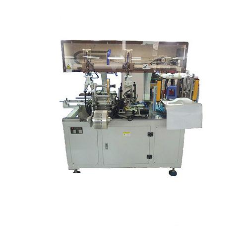 自动绕线包PP膜机