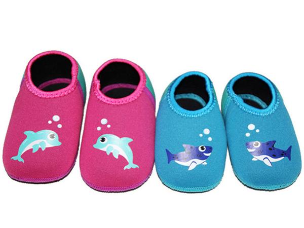 兒童沙灘游泳鞋