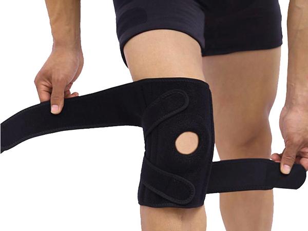 開放式髕骨穩定護膝