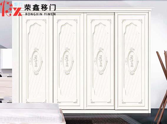 欧式衣柜门 dr-b2004瓦杜兹 东莞市荣鑫玻璃有限公司