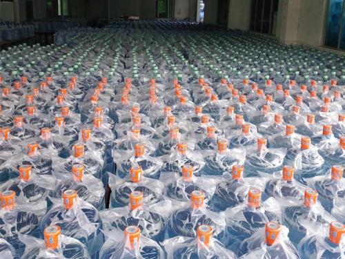 橫瀝企業桶裝水配送公司_源美飲料_企業_海龍山泉_山泉_夏力王