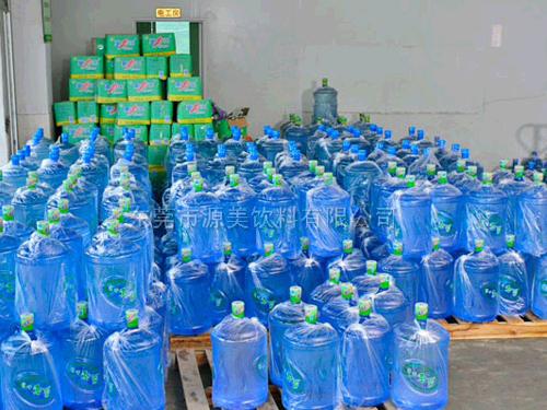 華龍山泉_塘廈小區桶裝水在哪里買_源美飲料