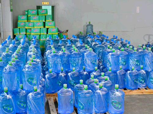 沙田公司桶装水代理厂家_源美饮料_海龙山泉_夏力王_医院