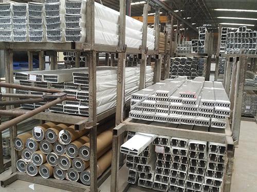 鋁利達鋁業生產