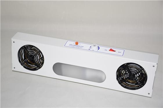 沈陽離子風機生產廠家_施萊德防靜電_臥式除靜電_直流_帶加熱