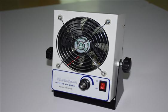 錦州離子風機生產廠_施萊德防靜電_靜電臺式_多頭_單頭_pc型