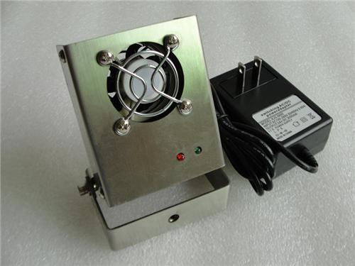 內蒙古防靜電離子風機公司_施萊德防靜電_四頭臺式_微型