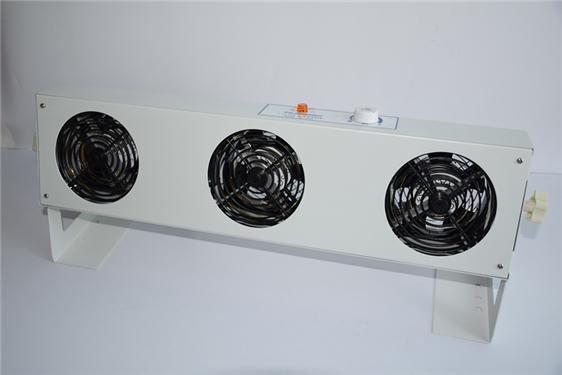 西安懸掛式離子風機效果_施萊德防靜電_暖風型_小臥式_pc