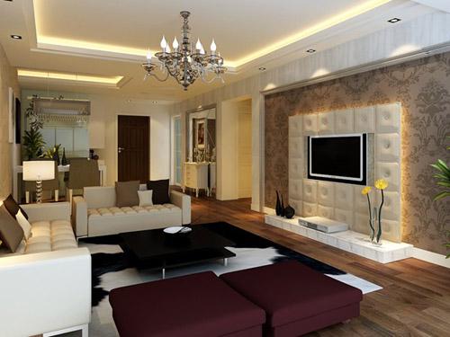软包电视背景墙-东莞市常平升光装饰材料商行-企讯网