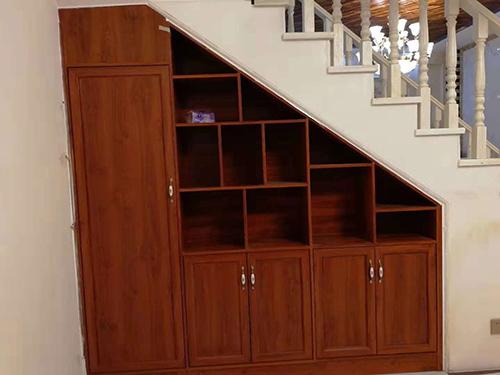 精美楼梯柜