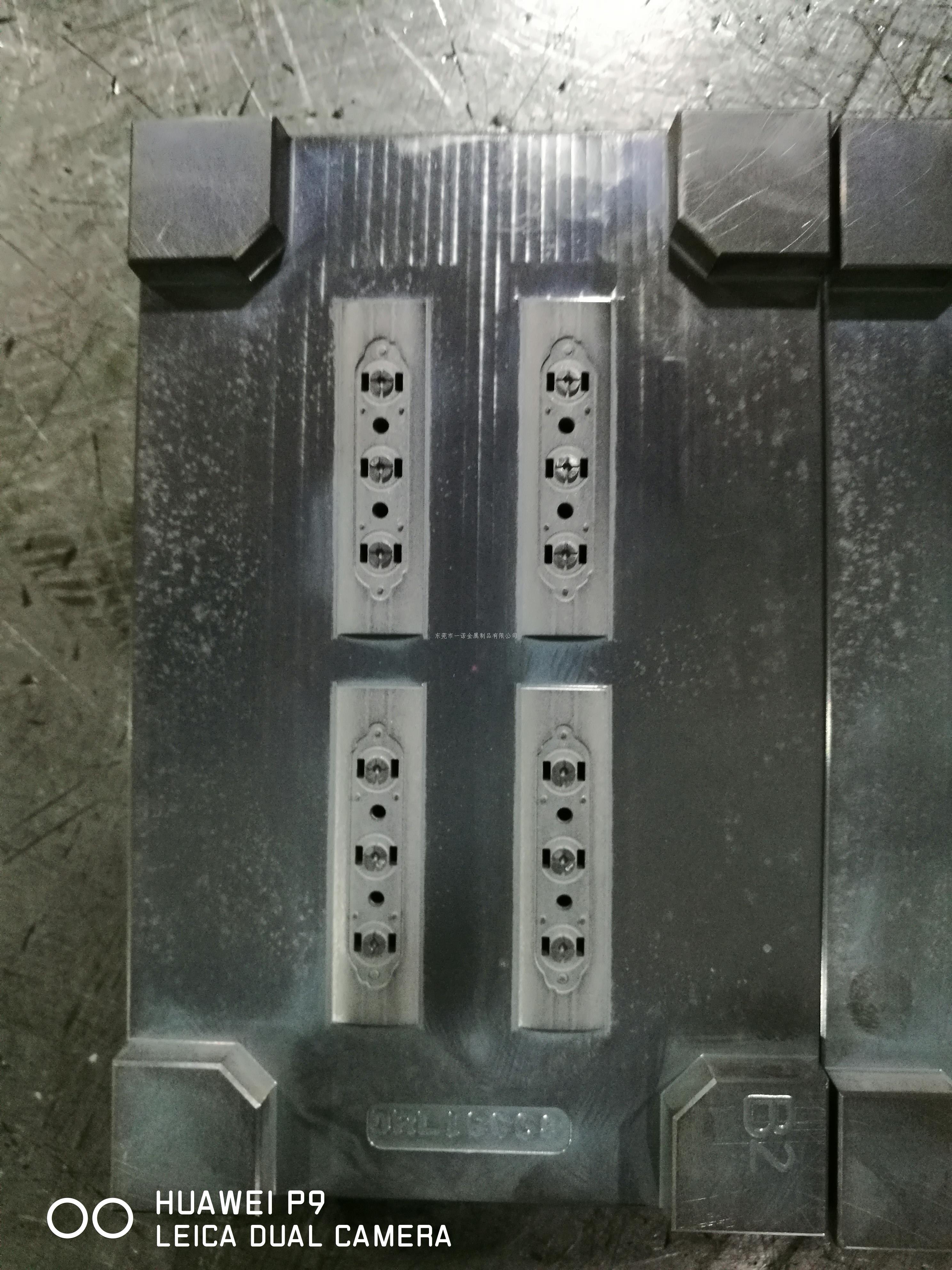 双色软胶模具电镀铁氟龙厂家