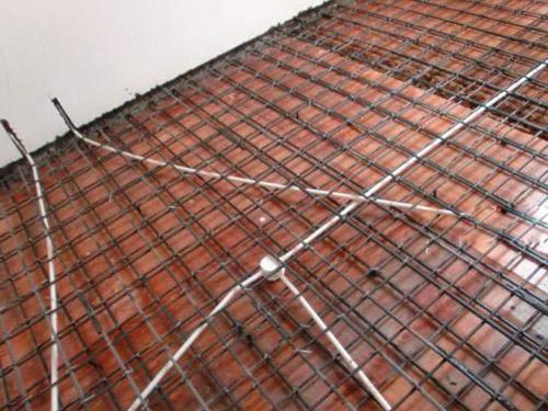 钢结构隔层工程