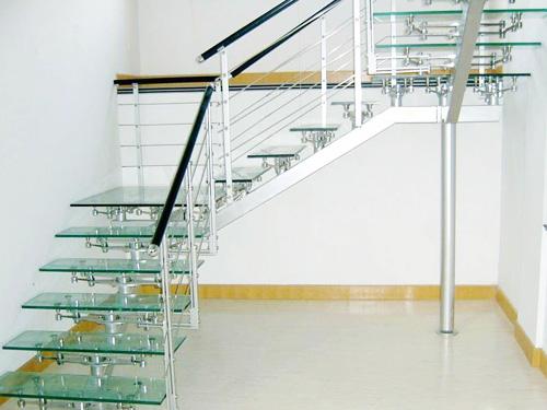 东莞钢结构楼梯