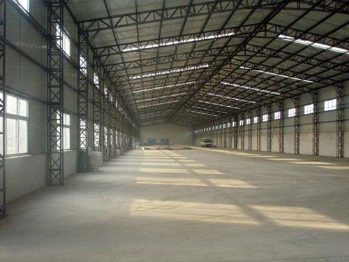 东莞钢结构厂房安装