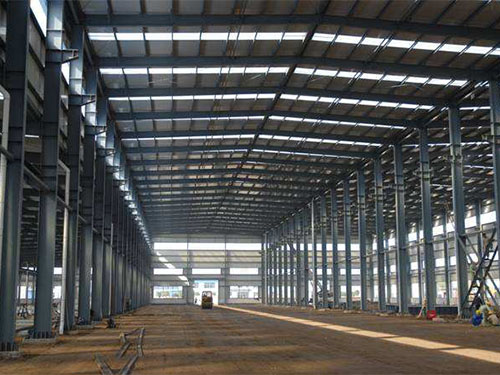 产品描述:东莞市瑞联装饰工程有限公司专业从事钢结构厂房,提供钢结构