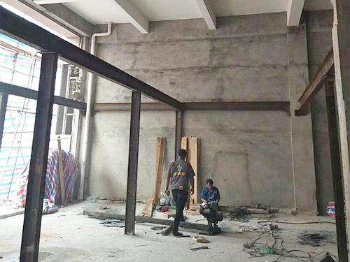 东莞钢结构隔层制作