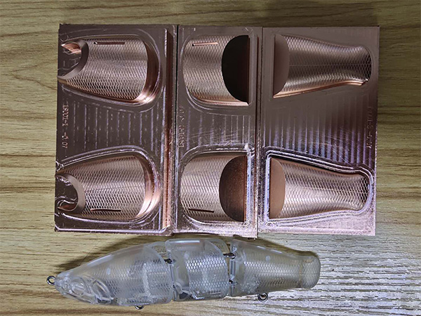 模具铜公加工