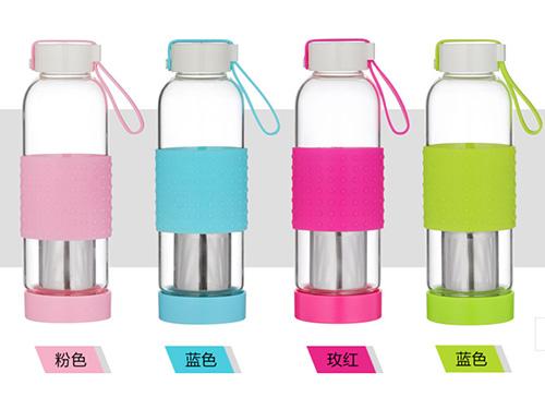 硅膠水杯保護套