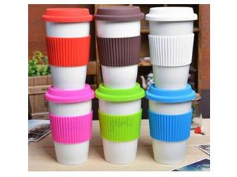 東莞硅膠保護套水杯