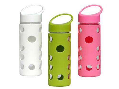 硅膠水杯批發 硅膠保護套銷售
