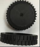 硅橡膠智能掃地機功能配件