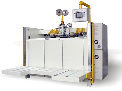 TY-DB 单片式双伺服半自动钉箱机,纸箱钉箱机