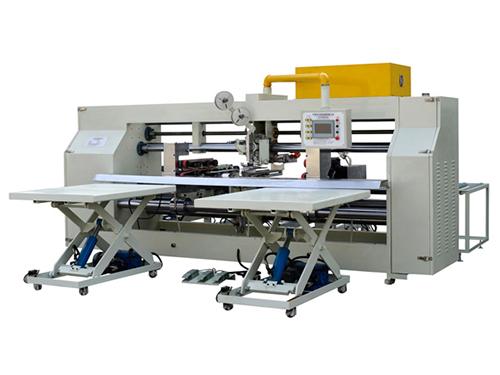 TY-2400 双片式自动钉箱机,双片纸箱钉箱机