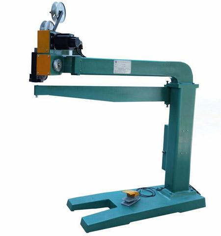 TY-1500 单伺服台湾高速纸箱打钉机,脚踏钉箱机