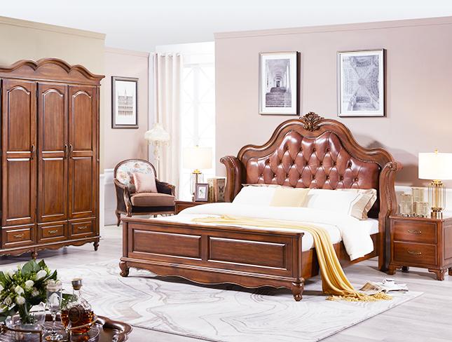 威灵顿v家具美式家具与欧式家具有区别家具北极松床广丰潍坊图片