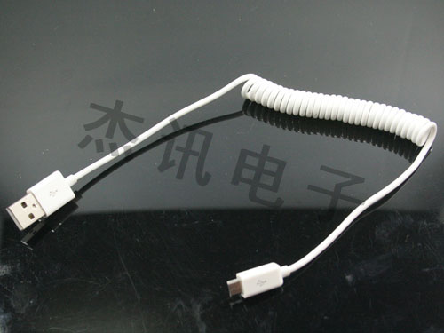 USB AM TO micro 弹弓式 CABLE