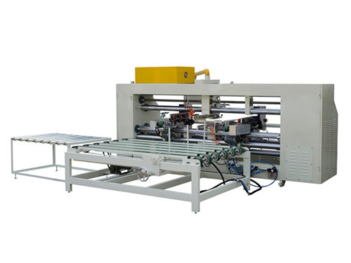 TY-2400双片式自动钉箱机 纸箱打钉机