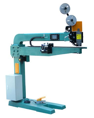 TY-SF1500  双伺服自动推纸钉箱机,纸箱打钉机