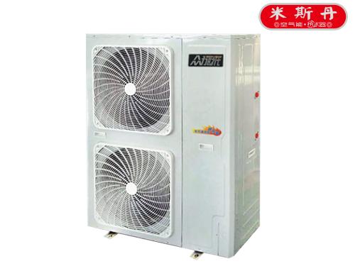 超低温直流变频客气源热泵(冷暖双风扇)分布、一体机组系列