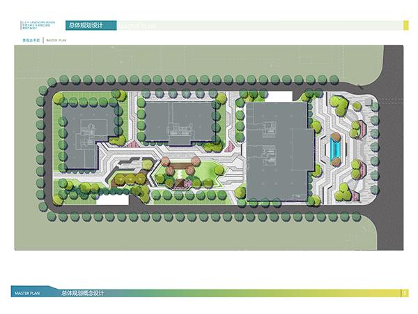 创智汇项目园林景观工程规划设计