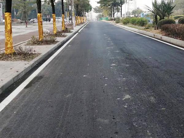 南湖花园外围道路工程