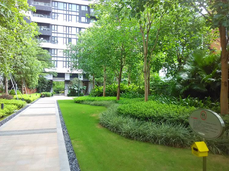 建筑_園林雕塑綠化工程哪家好_佛嶺景觀