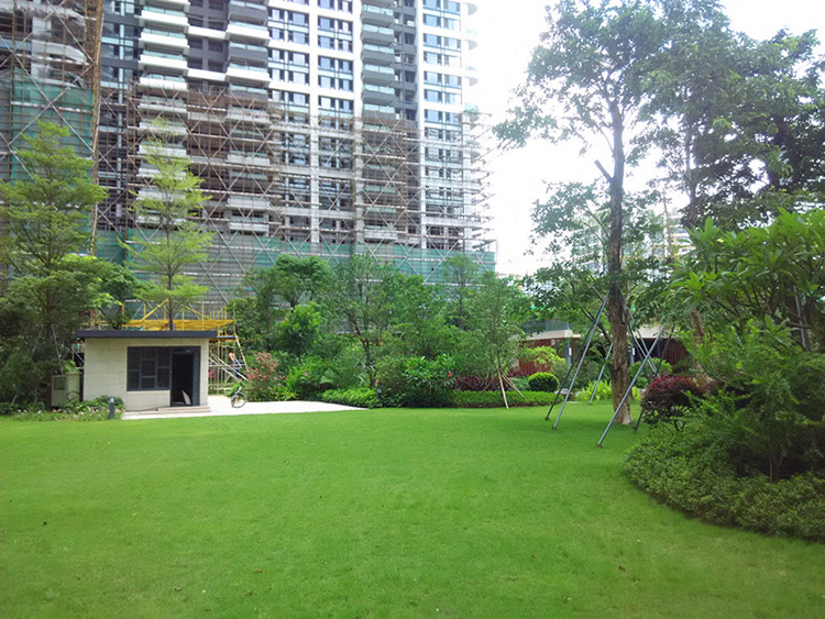 法式園林_歐式綠化設計_佛嶺景觀