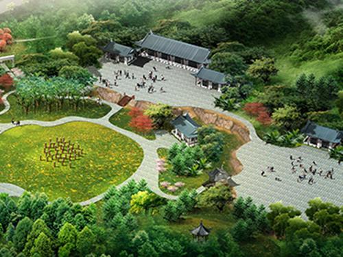 黄梅马尾山森林公园