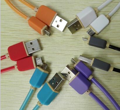生产厂家 发光手机数据充电线