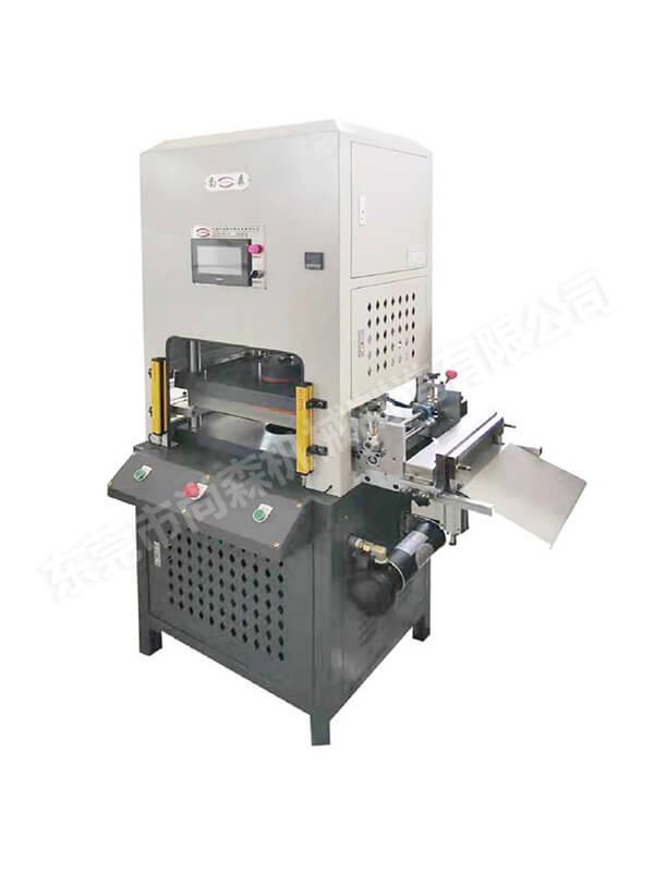 AS201F-Z全自動卷料沖壓熱壓機