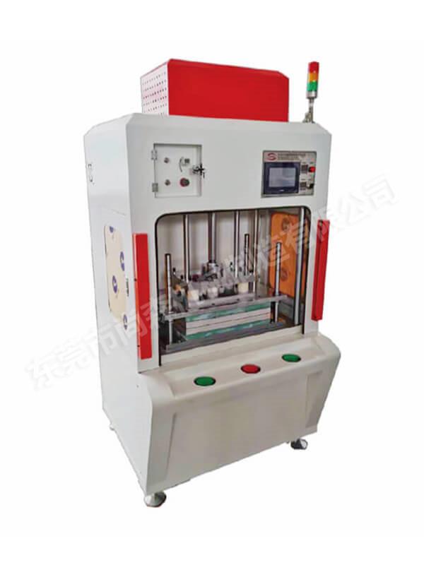AS205F皮質后蓋伺服熱壓機