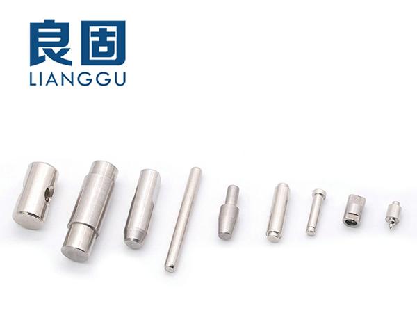 帶孔不銹鋼定位固定銷軸非標零件定做不銹鋼加工定制