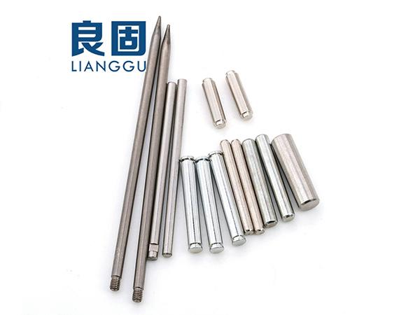 線棒類五金零配件加工定制 圓銷柱定做 釘軸 光軸 銷釘