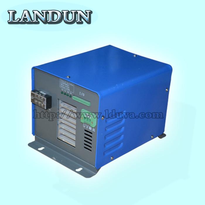 UV电子电源5.6KW木板UV固化光源系统