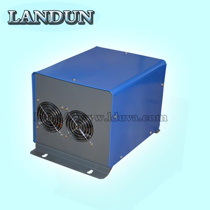 UV电子电源6KW印铁制罐固化UV光源系统