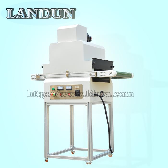 石材UV固化机-UV光油固化设备