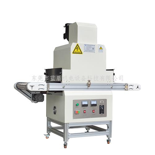 桌面式UV固化机-小型UV油墨照射设备