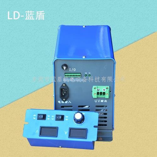 无级调UV节能电源 l UV变频变压器固化系统